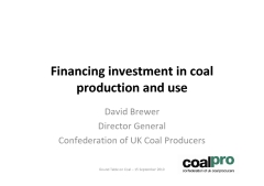 Brewer - Investment coal prod and use 15092010-240x169