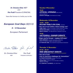 European Coal Days update-p2-240x240