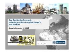 ThyssenKruppUhde-CoalGasification-4thEuropeanCoalDays-Brussels-20131113HO-240x169