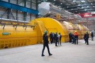 Niederaußem power plant - low pressure end