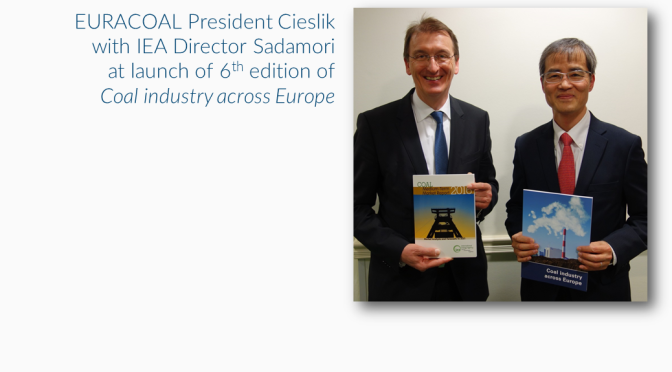 Two major new coal reports launched in Brussels