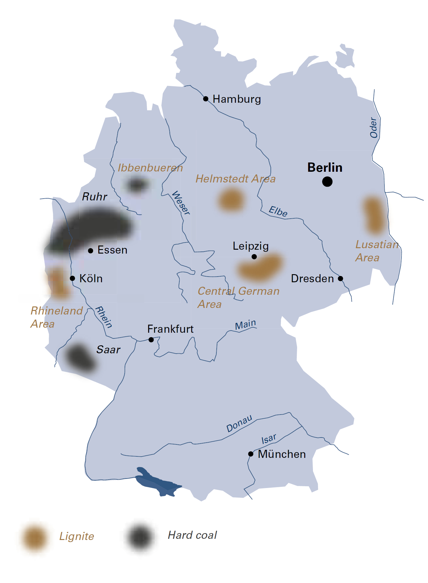 Germany the voice of coal in Europe