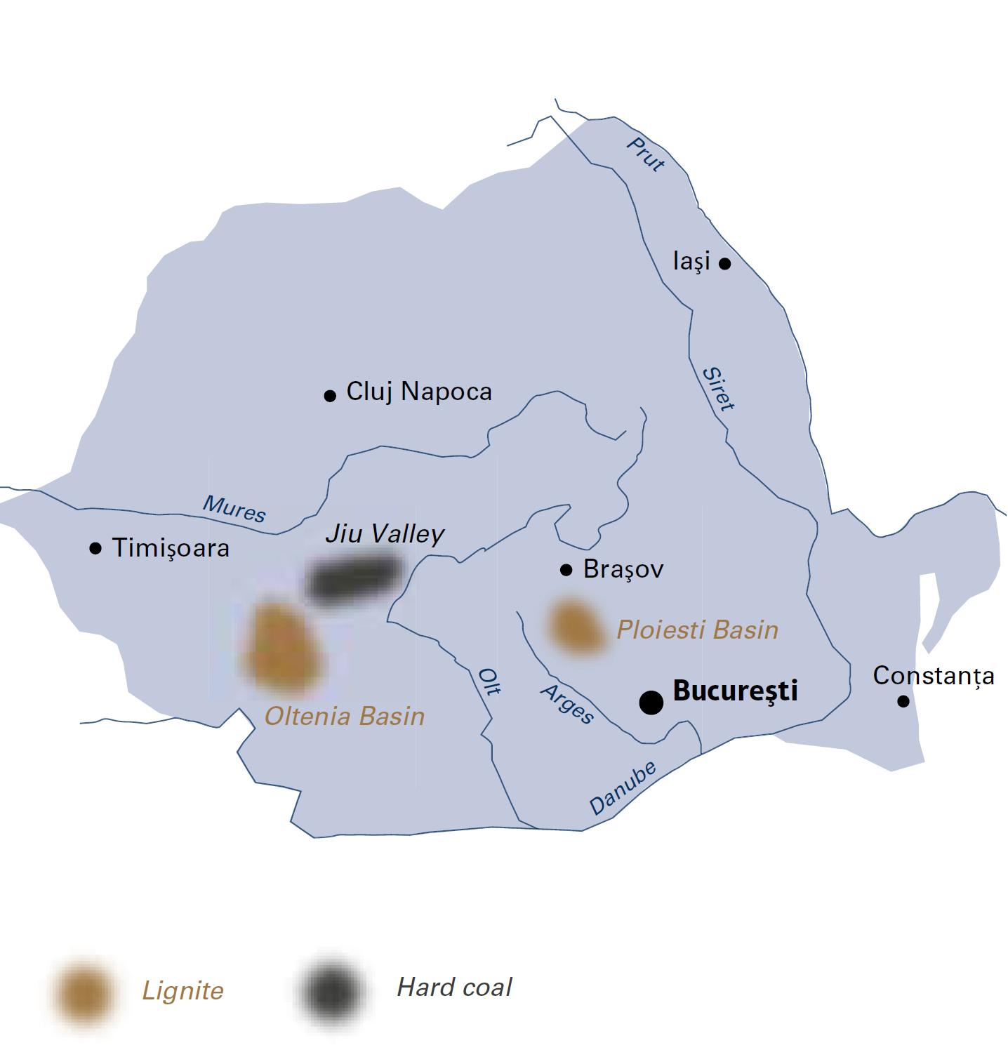 Romania The Voice Of Coal In Europe