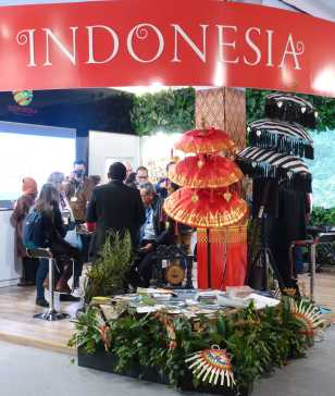 The Indonesian Pavilion
