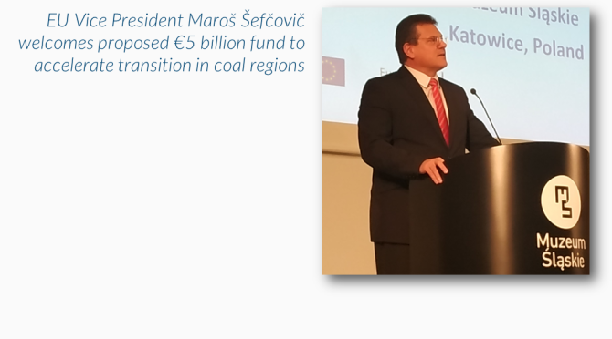 EURACOAL statement at annual political dialogue of Coal Platform